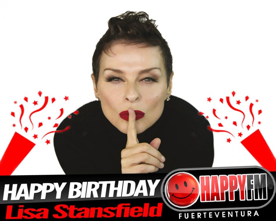 Lisa Stansfield está de cumpleaños