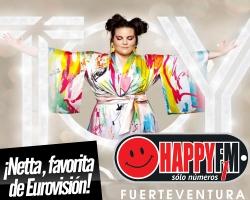 "Netta Barzilai, la favorita de Eurovisión con su ""Toy"""