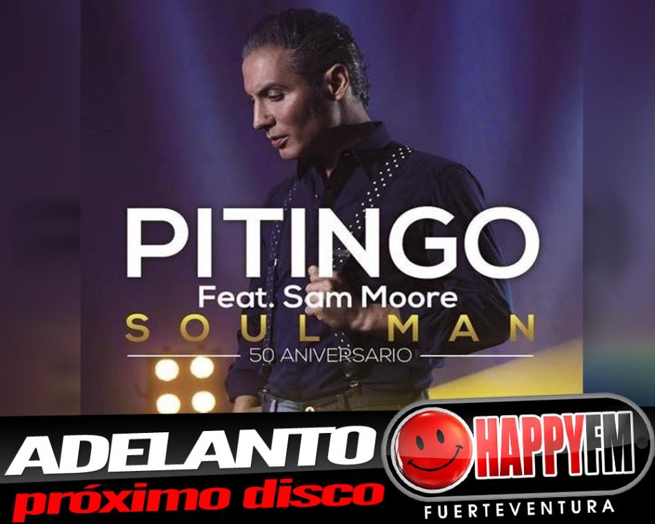 """Pitingo publica """"Soul Man"""" ft Sam Moore, el primer single de su próximo disco"""