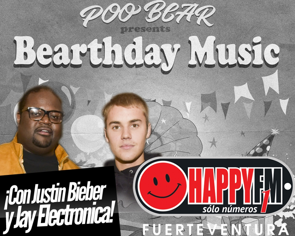 """Poo Bear estrena """"Hard 2 Face Reality"""" ft Justin Bieber y Jay Electronica"""