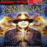 Concierto de Carlos Santana en Alicante