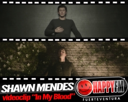 "Shawn Mendes presenta el videoclip de ""In My Blood"""