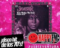 "Recordamos ""You make me feel (mighty real)"" de Sylvester"