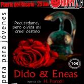 """""""Dido y Eneas"""", ópera para jóvenes"""