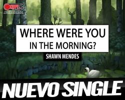 """Where Were You In The Morning"" es lo nuevo de Shawn Mendes"