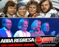 ABBA anuncian su regreso con dos temas nuevos