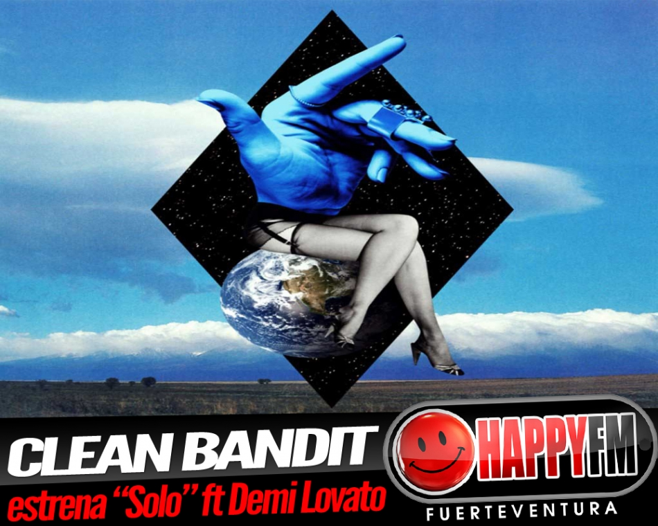 """""""Solo"""" es lo nuevo de Clean Bandit junto a Demi Lovato"""