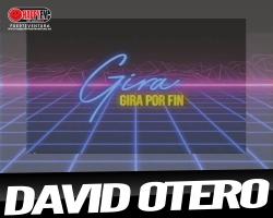 """David Otero nos presenta """"Gira"""""""