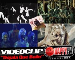 "Melendi estrena el videoclip del tema ""Déjala Que Baile"""
