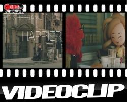 """Ed Sheeran publica el videoclip del tema """"Happier"""""""