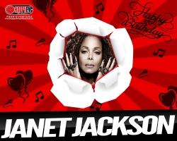 Janet Jackson está hoy de cumpleaños
