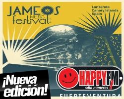 Llega una nueva edición del Jameos Music Festival en Lanzarote