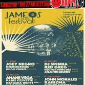 Jameos Music Festival 2018 en Lanzarote: del 27 de Julio al 21 de Septiembre