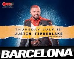 Justin Timberlake ofrecerá un showcase en Barcelona