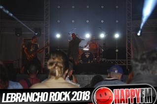 Lebrancho Rock 2018 – Sábado
