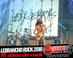 Lebrancho Rock 2018: 15 años a ritmo de rock
