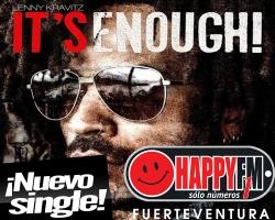 """Lenny Kravitz presenta """"It's Enough"""" como su single de regreso"""