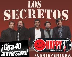 Los Secretos anuncian gira 40 aniversario