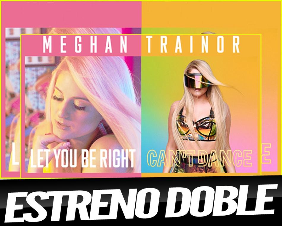 Meghan Trainor estrena dos singles