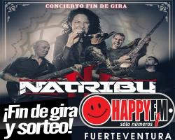 Natribu anuncian fin de gira en Madrid con colaboración incluida