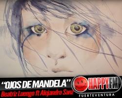 """Beatriz Luengo estrena """"Ojos de Mandela"""" con Alejandro Sanz"""