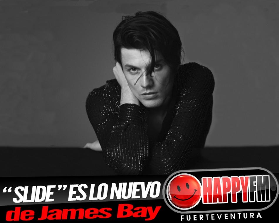 """""""Slide"""" es lo nuevo de James Bay"""