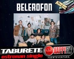 Taburete presentan el primer sencillo de su próximo álbum