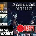 theeyeofthetiger_2cellos_happyfmfuerteventura