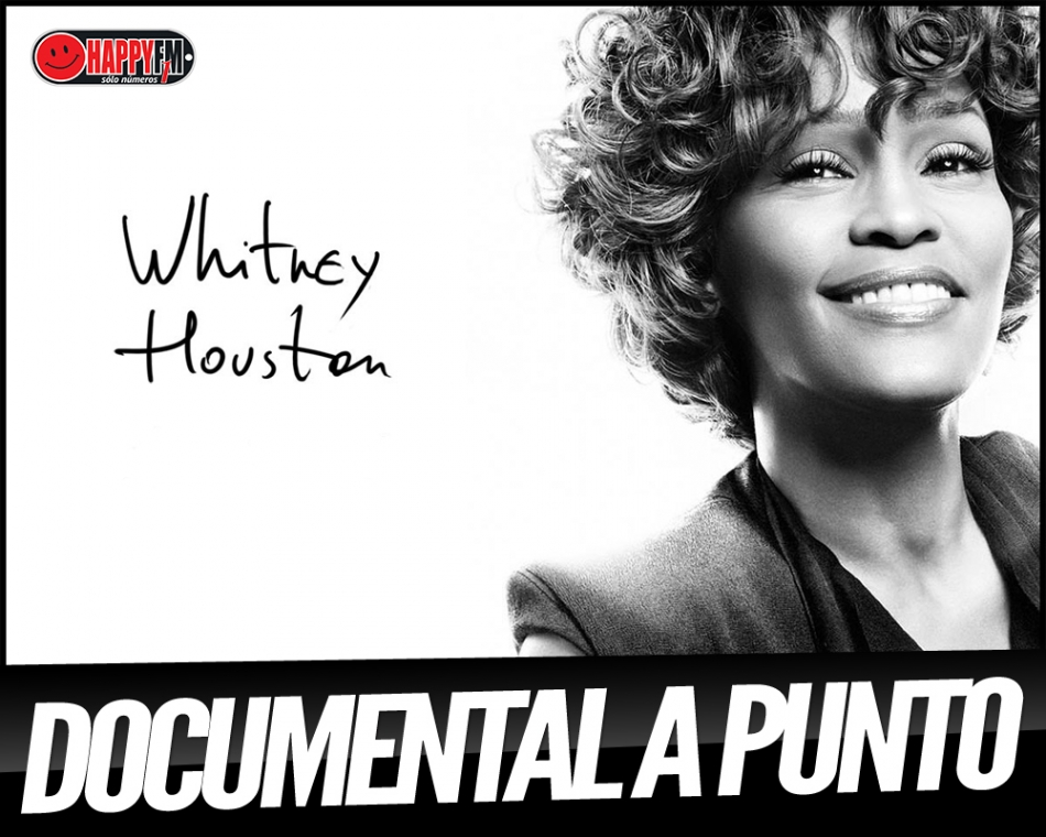 Llega en Julio el primer biopic autorizado sobre Whitney Houston