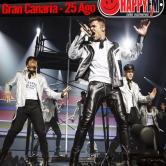 Concierto de Ricky Martin en Gran Canaria