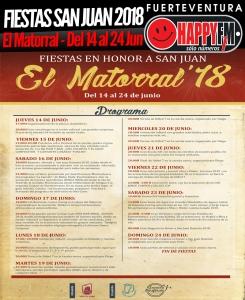 fiestassanjuan_elmatorral2018_happyfmfuerteventura