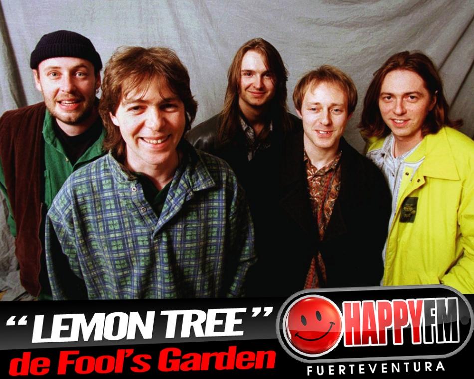 """Viajamos a 1995 con """"Lemon Tree"""" de Fool's Garden"""