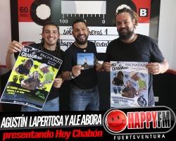 """Agustín Lapertosa presenta en Happy FM su nuevo disco """"Pachapapa"""""""
