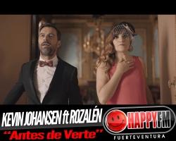 """Rozalén estrena el videoclip para el tema """"Antes de Verte"""" junto a Kevin Johansen"""