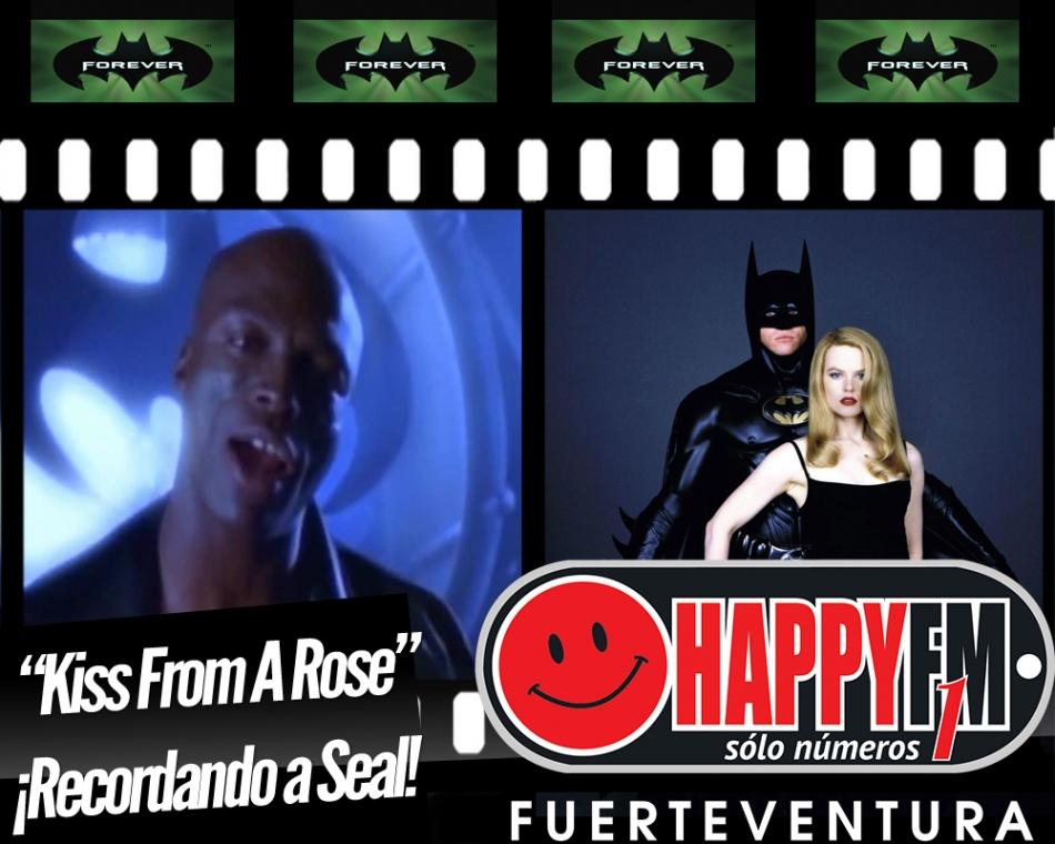 """""""Kiss From A Rose"""", una canción de película interpretada por Seal"""