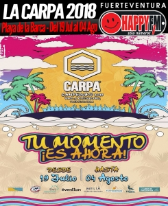lacarpa2018_happyfmfuerteventura