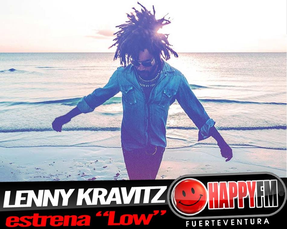 "Lenny Kravitz estrena el single ""Low"""