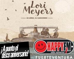 """A punto el disco aniversario de Lori Meyers, """"20 años, 21 canciones"""""""