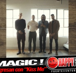 Magic! regresan con el single