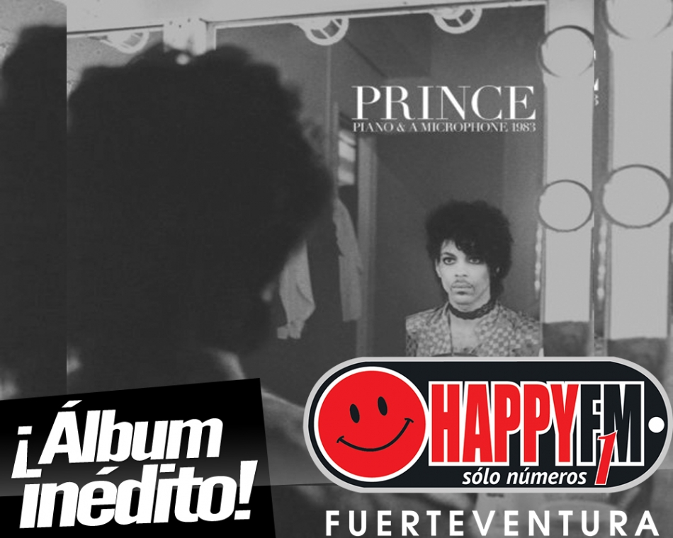 """Piano & a Microphone 1983″, próximo disco inédito de Prince"