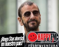 Ringo Starr inicia su gira de cuatro conciertos por nuestro país en Barcelona