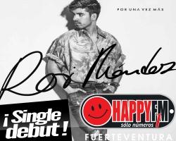 """""""Por Una Vez Más"""" es el single debut de Roi Méndez"""