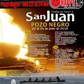 Fiestas en honor a San Juan 2018 en Pozo Negro (del 22 al 24 de Junio)