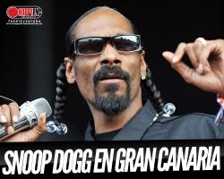 Concierto de Snoop Dogg en Gran Canaria