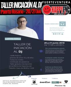 taller iniciacióndj_happyfmfuerteventura