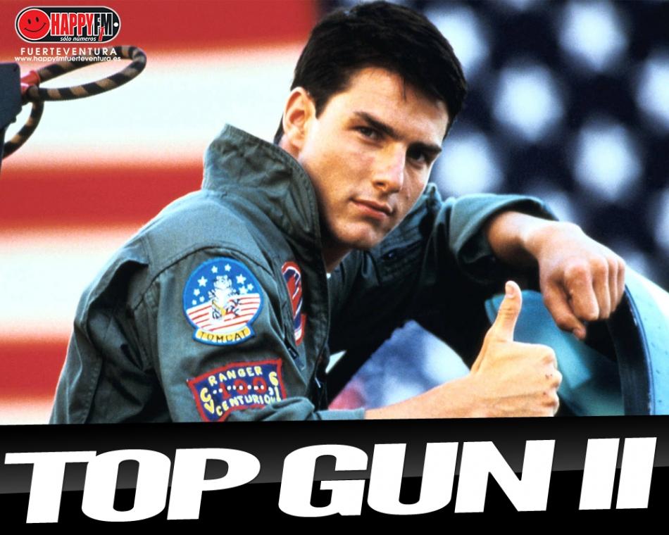 En 2019 podremos ver la segunda parte de Top Gun