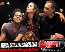 Carlinhos Brown, Marisa Monte y Arnaldo Antunes actuarán juntos en Barcelona