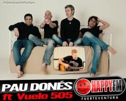 """Pau Donés colabora en el single """"Una Casa En Ruinas"""" de Vuelo 505"""