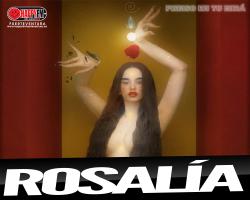 """Rosalía estrena el tema """"Pienso en tu mirá"""""""