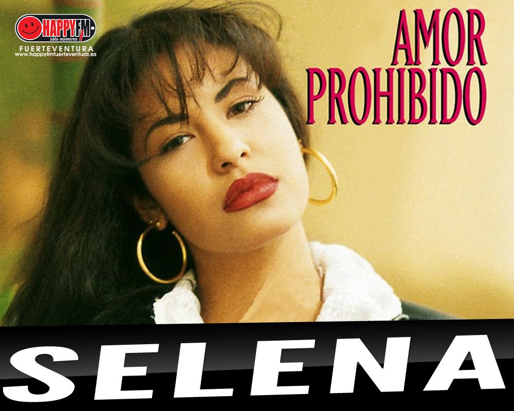 """Recordamos """"Amor Prohibido"""" de Selena"""